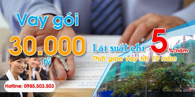 vay_goi_30000_ty.jpg. Thủ tục vay gói 30.000 tỷ